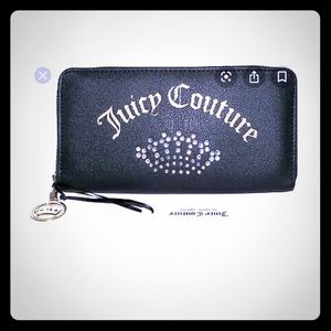 💋 NWT Juicy Couture Shining Crown Wallet